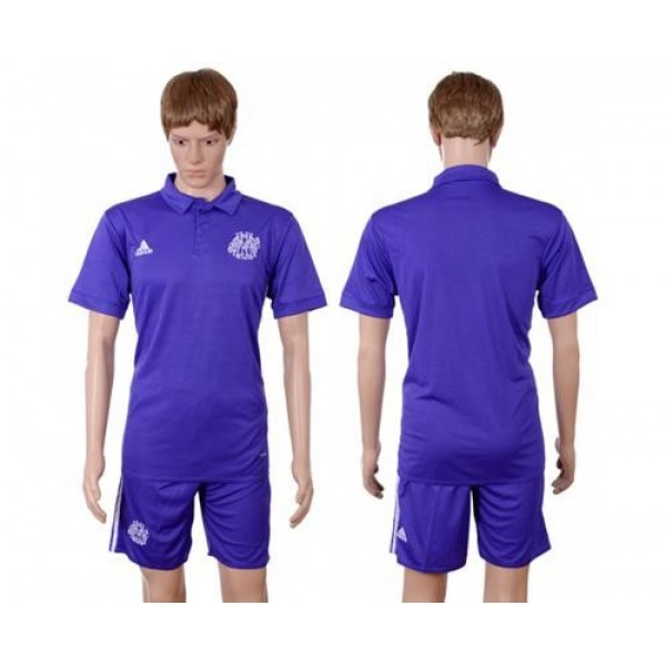 Marseille Blank Sec Away Soccer Club Jersey