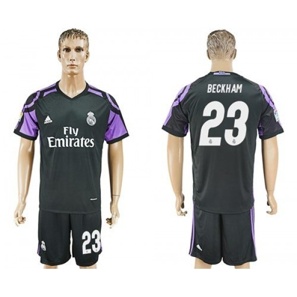 Real Madrid #18 Mariano Sec Away Soccer Club Jersey